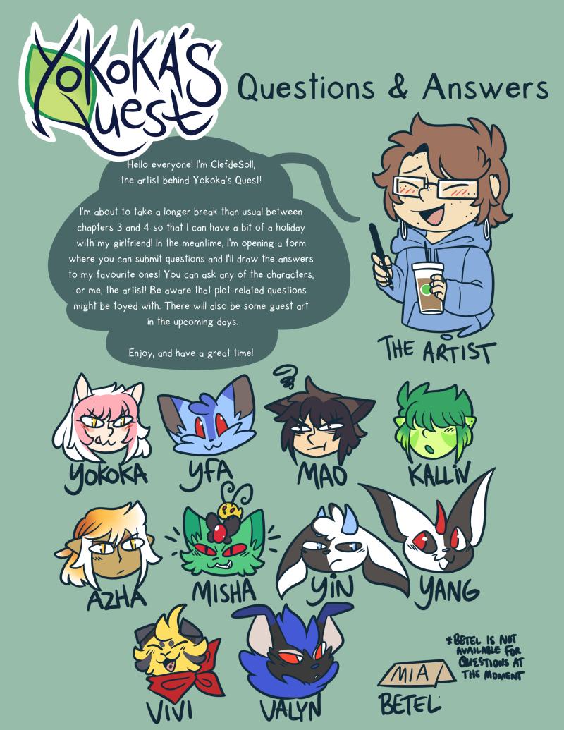 ** YQ Q&A EVENT**